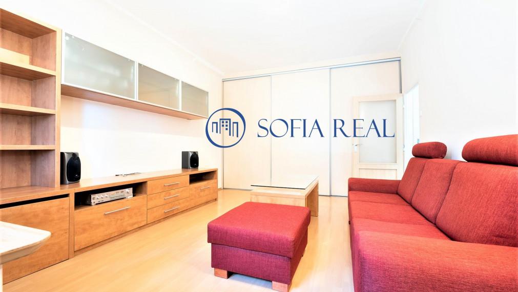 Svetlý 1,5-izbový byt, lokalita s množstvom zelene, Rovníková - Ružinov
